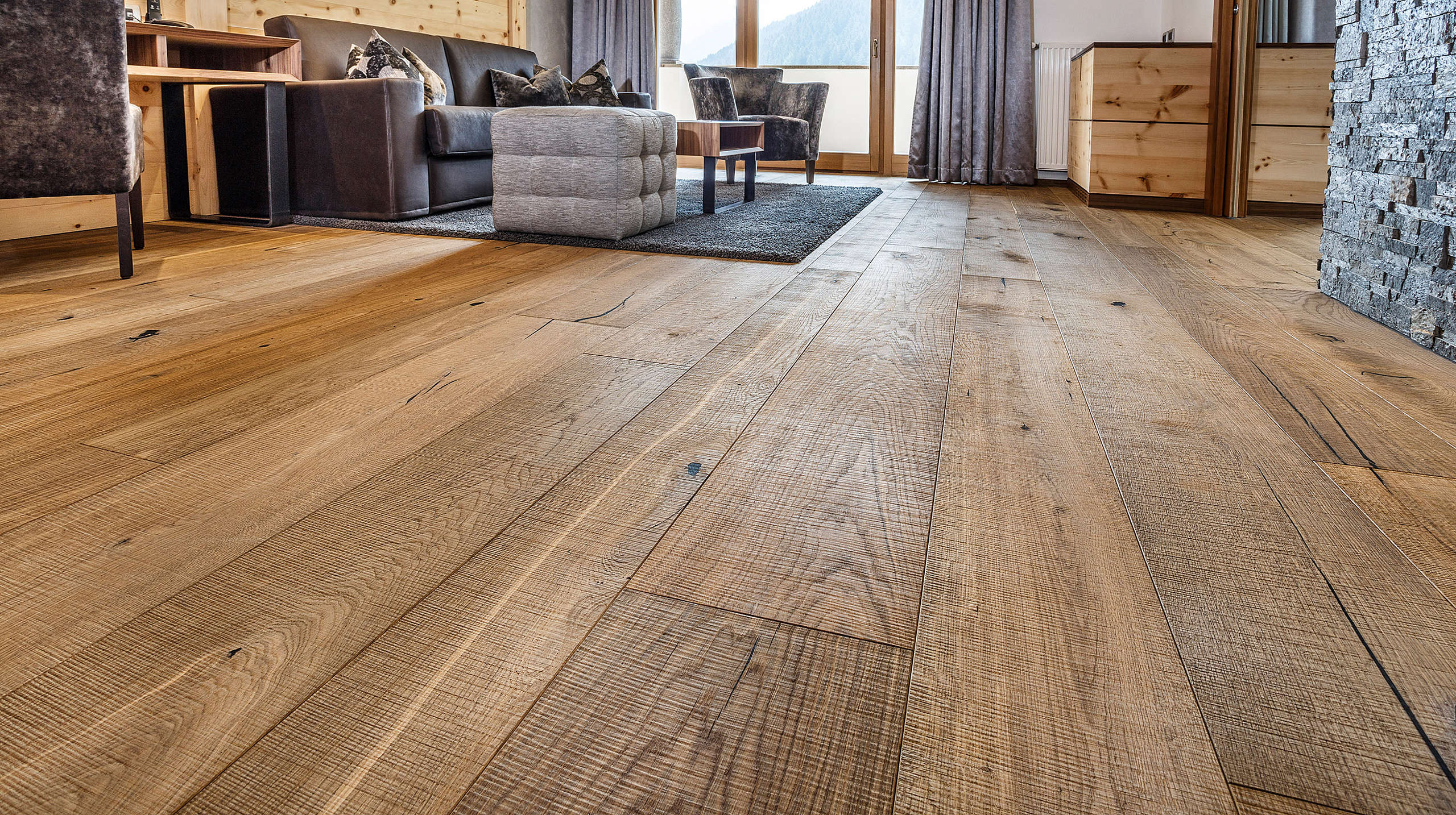 Oak, floor, floorings, wood, indoors